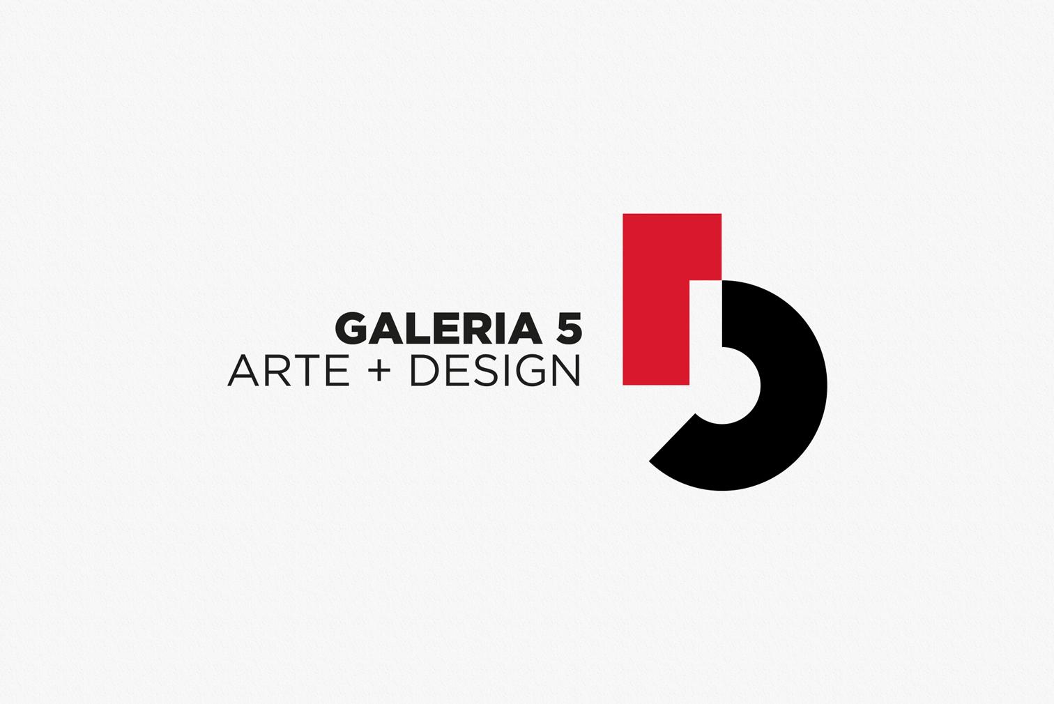 Galeria 5-logotipo