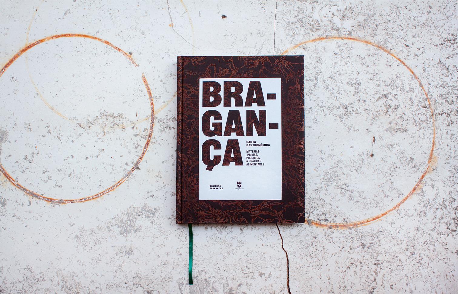 Carta Gastronómica Bragança-capa