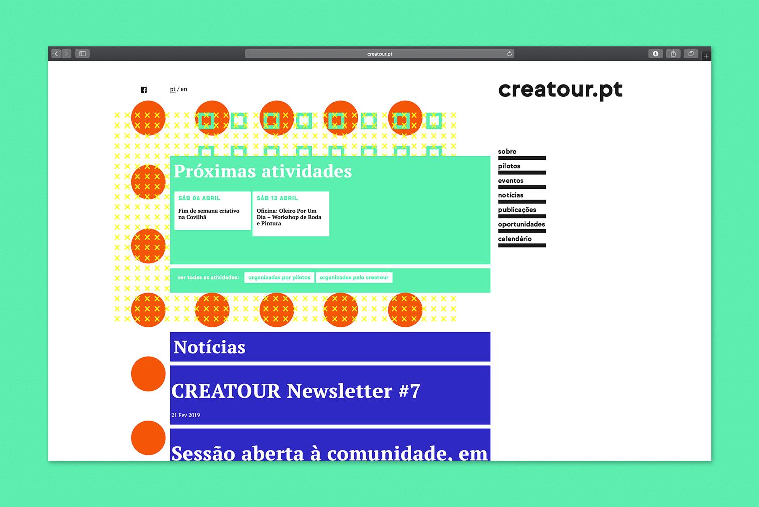 Creatour-web