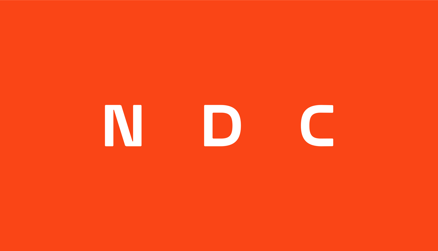NDC-logotipo