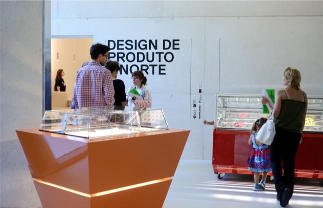 Design Produto a Norte-exposição