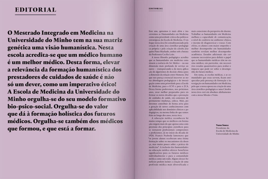Haja Saúde-editorial